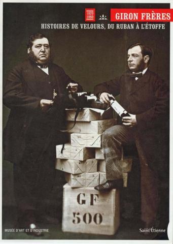 Giron Frères, Histoires de velours, du ruban à l'étoffe