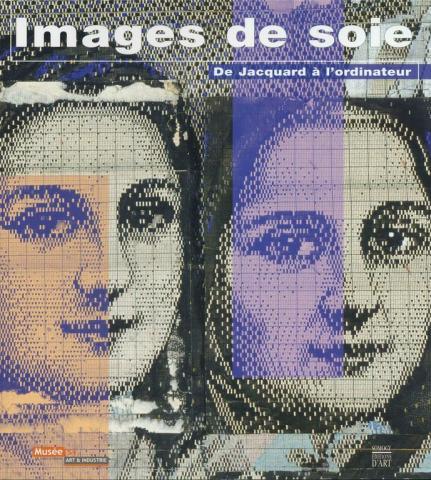 Images de soie, de Jacquard à l'ordinateur